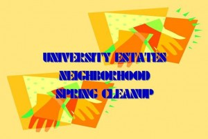spring cleanup 2016